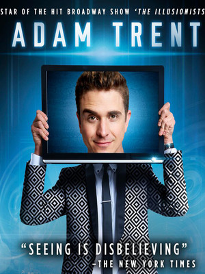 Adam Trent at Harry and Jeanette Weinberg Theatre