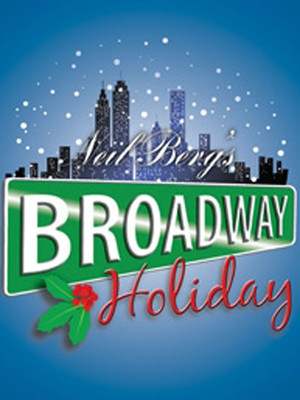 Broadway Holiday Poster
