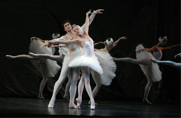 Russian National Ballet Swan Lake, State Theatre, New Brunswick