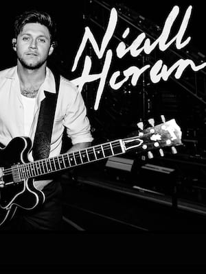 Niall Horan at Cynthia Woods Mitchell Pavilion