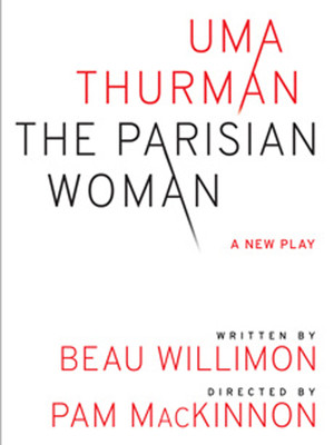 The Parisian Woman, Hudson Theatre, New York