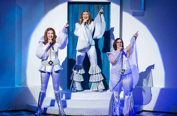 Mamma Mia, 5th Avenue Theatre, Seattle