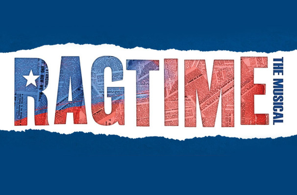 Ragtime, 5th Avenue Theatre, Seattle