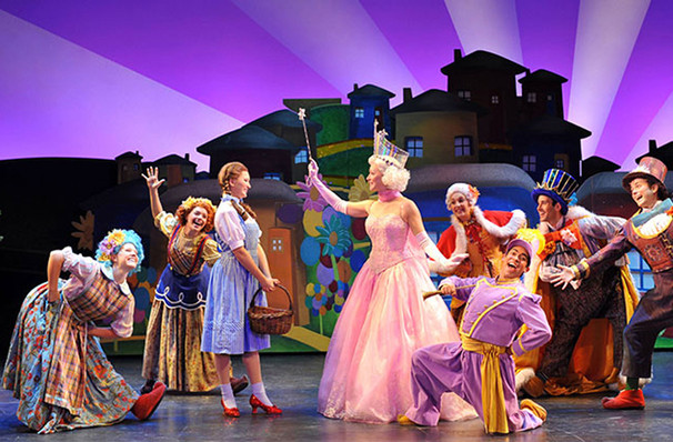 The Wizard of Oz, Providence Performing Arts Center, Providence