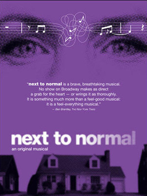 Next To Normal, Fox Theater, San Francisco