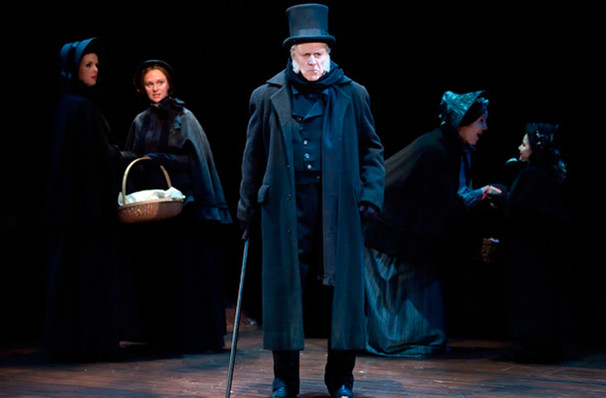 A Christmas Carol, Baillie Theatre Stage, Toronto