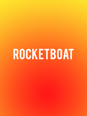 RocketBoat Poster