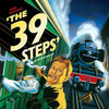 The 39 Steps, Hubbard Stage Alley Theatre, Houston