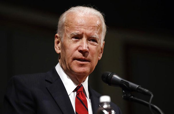 Joe Biden, Greensboro Coliseum, Greensboro