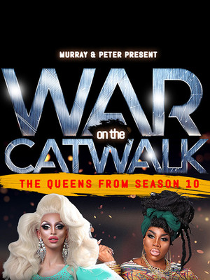 War on the Catwalk Poster