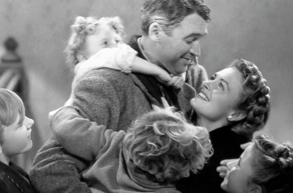 Don't miss It's a Wonderful Life
