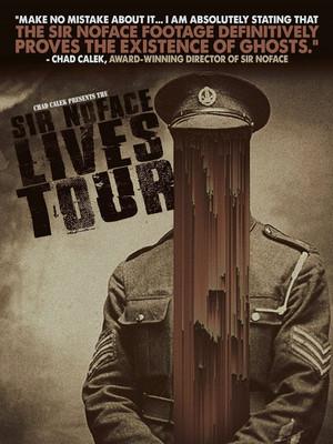 Sir NoFace Lives Poster