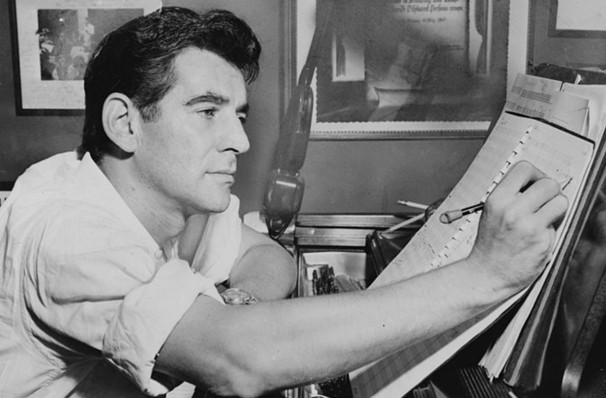 San Francisco Symphony - Celebrating Bernstein with MTT dates for your diary