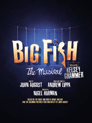 Big Fish, The Other Palace, London