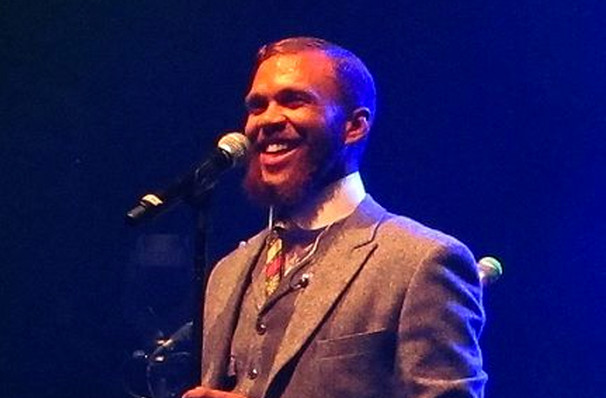 Jidenna's whistlestop visit to San Francisco