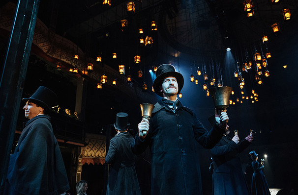 A Christmas Carol, Old Vic Theatre, London