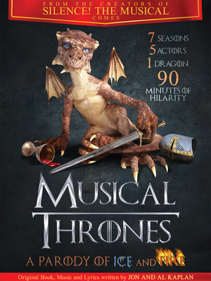 Musical Thrones: A Parody of Ice and Fire Poster