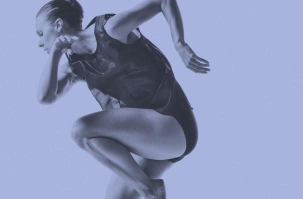 Ballet BC, Queen Elizabeth Theatre, Vancouver