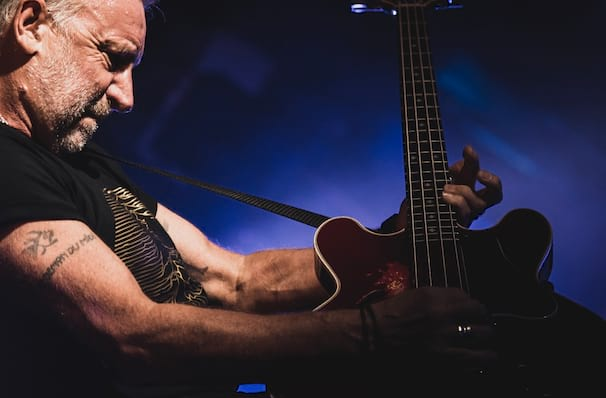 Peter Hook, Variety Playhouse, Atlanta