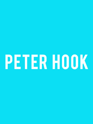 Peter Hook, Danforth Music Hall, Toronto