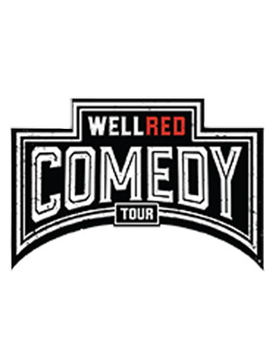 WellRed Comedy Tour Poster