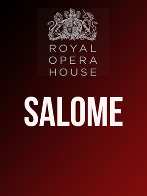 Salome at Royal Opera House