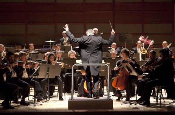 North Carolina Symphony Music of The Rolling Stones, Meymandi Concert Hall, Raleigh