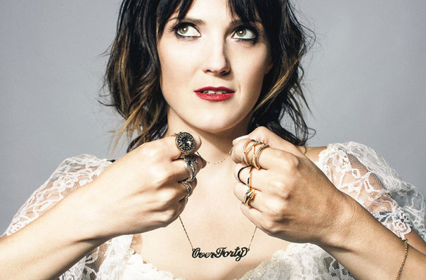 Jen Kirkman, Turner Hall Ballroom, Milwaukee