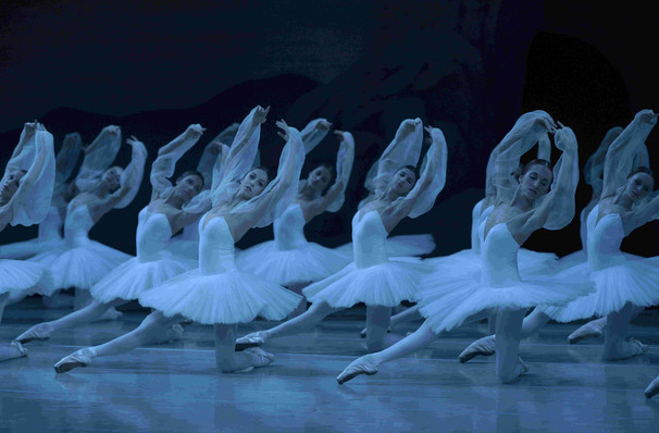 Mariinsky Ballet La Bayadere, Kennedy Center Opera House, Washington