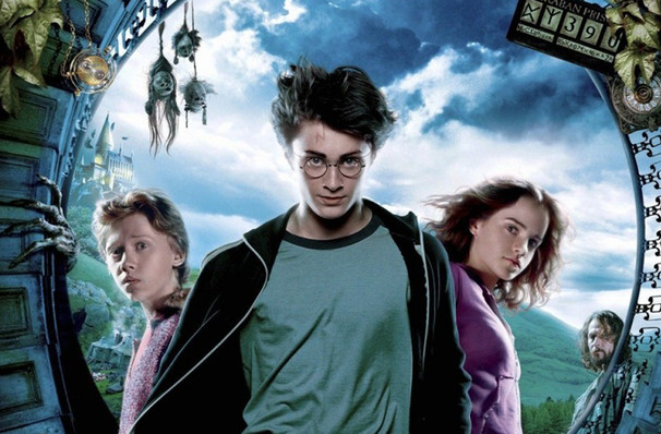 Harry Potter and the Prisoner of Azkaban in Concert, Southern Alberta Jubilee Auditorium, Calgary