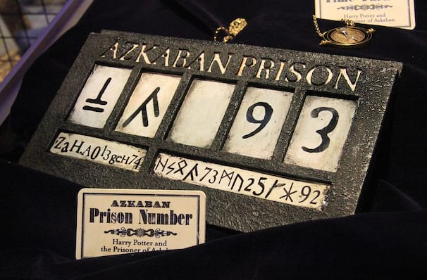 Harry Potter and the Prisoner of Azkaban in Concert, Benaroya Hall, Seattle