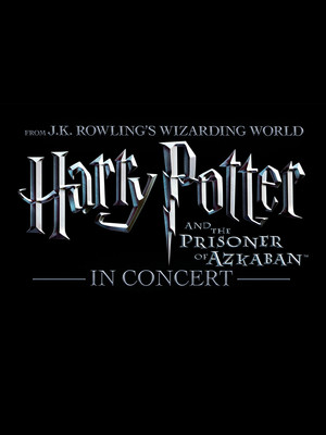 Harry Potter and the Prisoner of Azkaban in Concert Poster