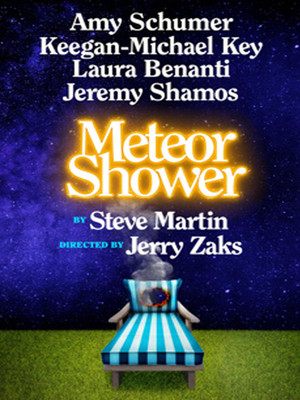 Meteor Shower at Booth Theater