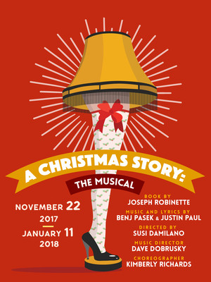 A Christmas Story, San Francisco Playhouse, San Francisco