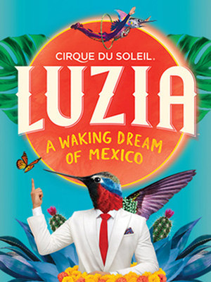 Cirque du Soleil Luzia, Grand Chapiteau at the Dodger Stadium, Los Angeles