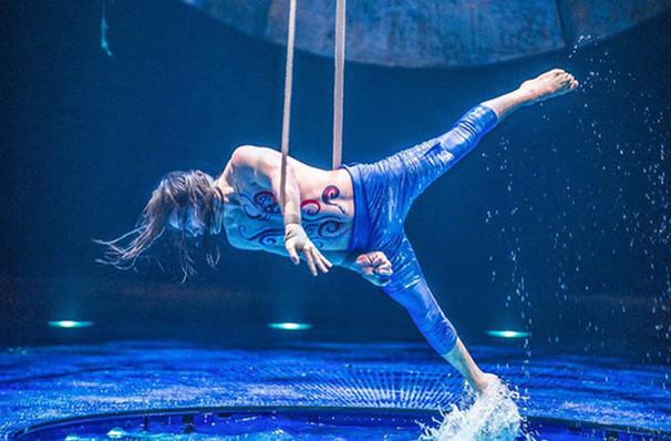 Cirque du Soleil Luzia, Grand Chapiteau At The Orange County Fair Exposition Center, Costa Mesa