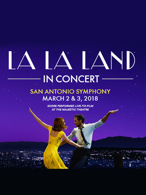 San Antonio Symphony - La La Land in Concert at Majestic Theatre