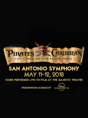 San Antonio Symphony - Pirates of the Caribbean at Majestic Theatre