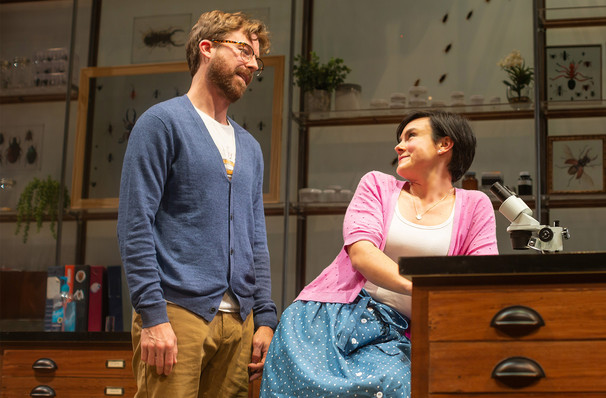 An Entomologists Love Story, San Francisco Playhouse, San Francisco