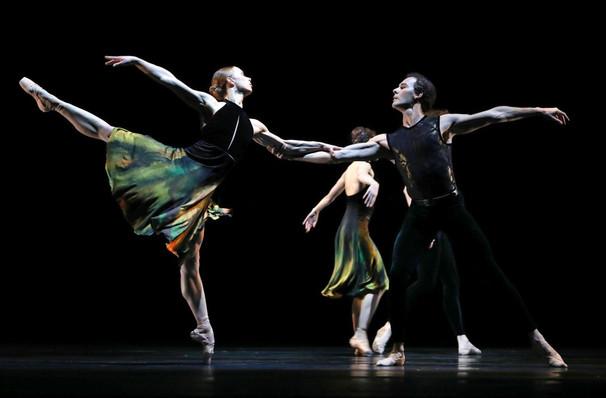 American Ballet Theatre Souvenir dun lieu cher, David H Koch Theater, New York
