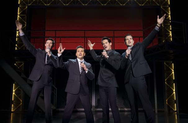 Jersey Boys, Stage 1 New World Stages, New York