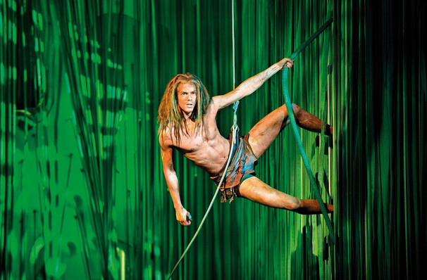Tarzan The Musical, Jennie T Anderson Theatre, Atlanta