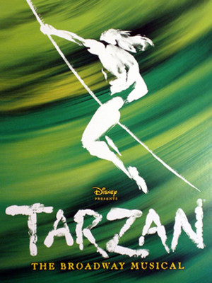 Tarzan - The Musical Poster