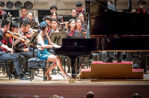 Yuja Wang, Chan Centre For The Performing Arts, Vancouver