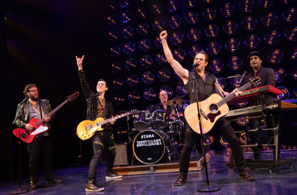 Gettin the Band Back Together, Belasco Theater, New York