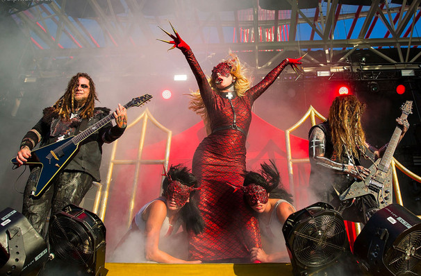 In This Moment, Rams Head Live, Baltimore