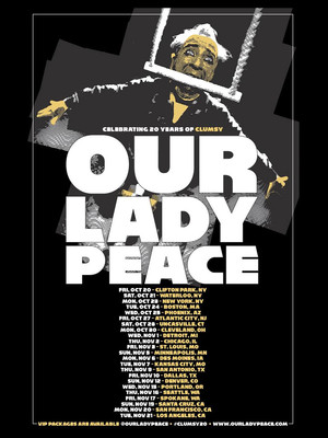 Our Lady Peace Poster