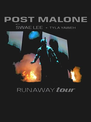 Post Malone, Xcel Energy Center, Saint Paul
