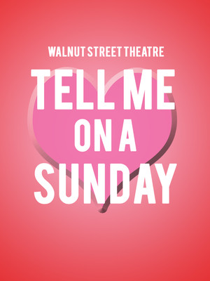 Tell Me On A Sunday Poster