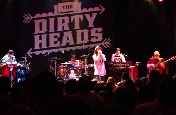Catch Dirty Heads it's not here long!